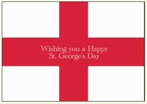 Happy St. George day
